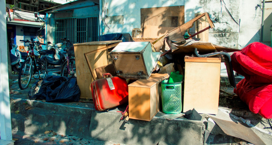 Give new value to street waste