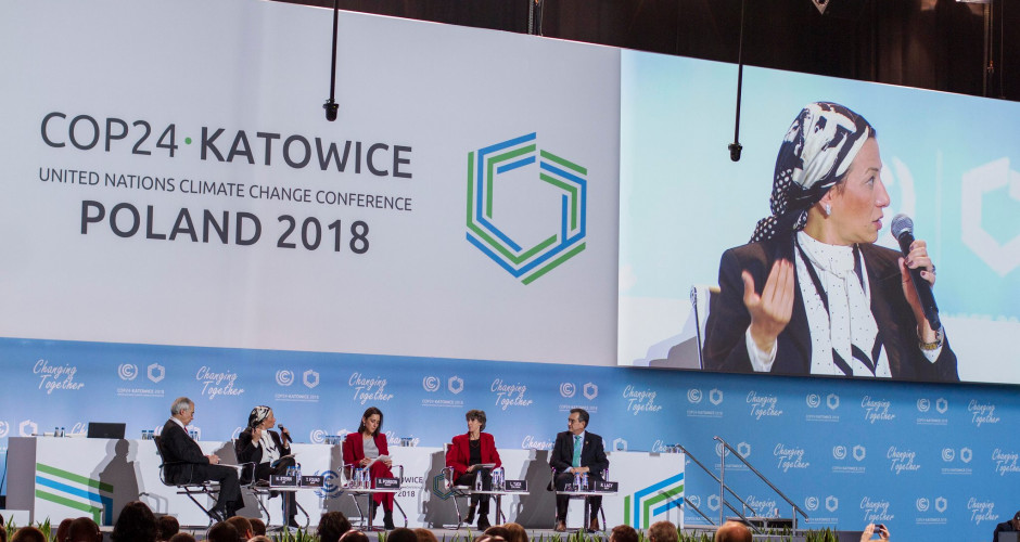 COP24 taking place at Katowice, Poland (Source: UNFCCC Flickr)